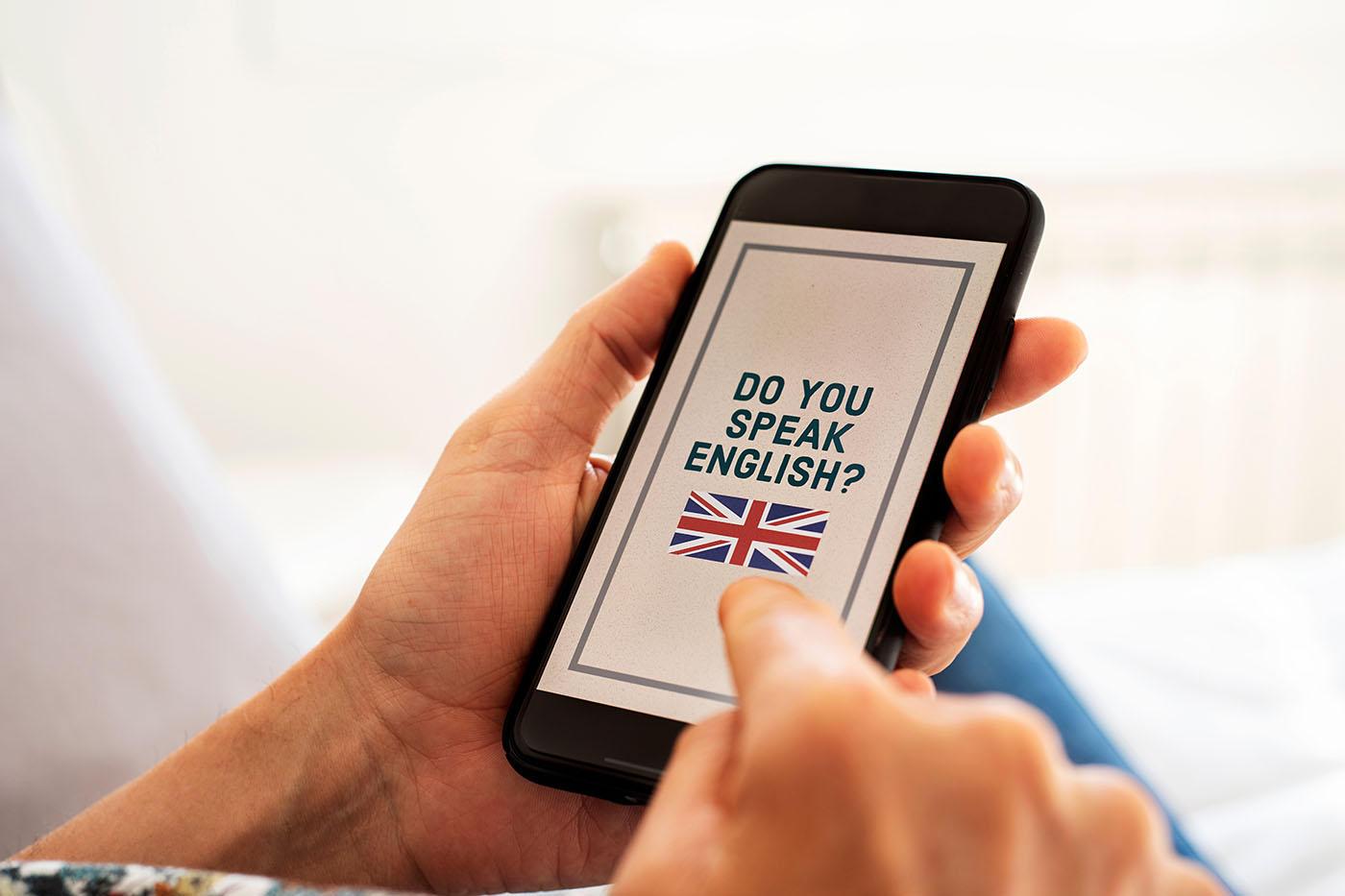 Invatarea limbilor straine cu ajutorul aplicatiilor mobile